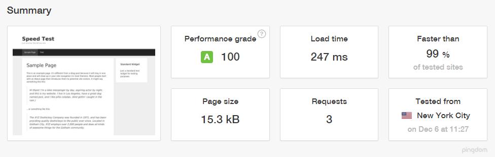 Optimizing GeneratePress - GeneratePress